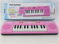 OBL1194462 - 24 key electronic organ 4 * AA battery without battery pack