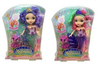 OBL786866 - The little mermaid Barbie accessories 2 mixed