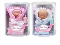 OBL979224 - The 4.5 inch doll accessories 2 mixed body clothes 1 color 1