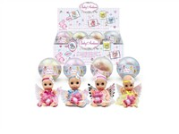OBL979247 - The 4.5 inch doll accessories 4 mixed body clothes 1 1 color display box 24 Pack 1